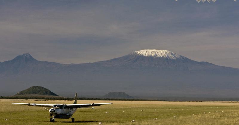 3 days amboseli flying safari