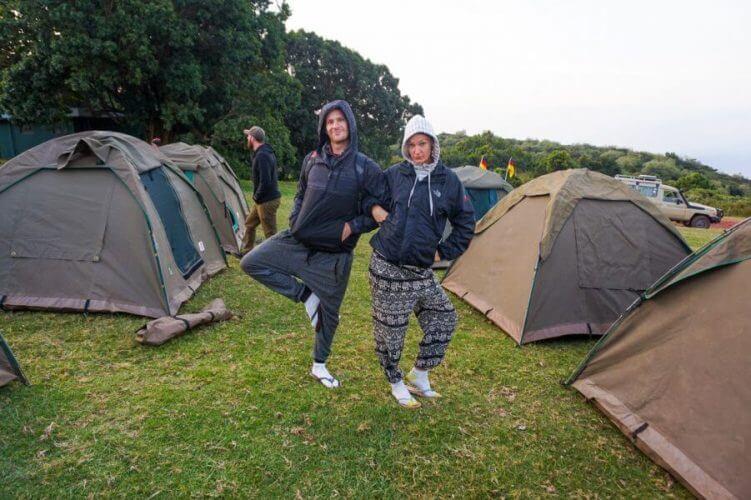 5 days join group safari tanzania
