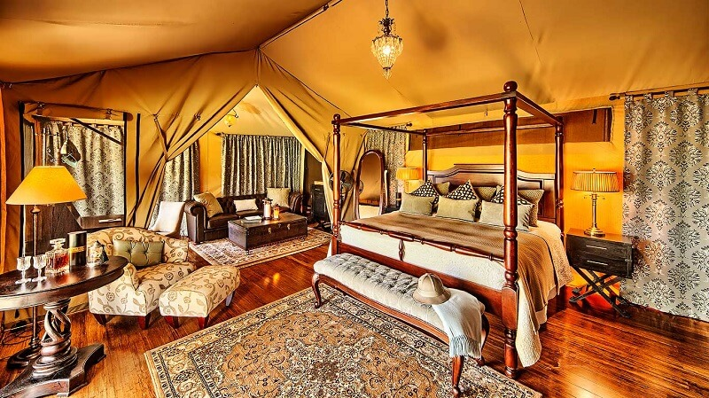 Luxury Kenya safari holiday 8 days