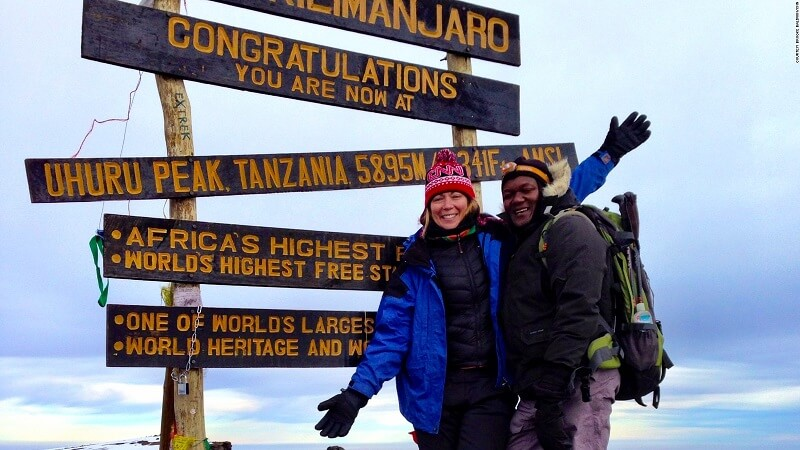 6 days mount kilimanjaro climbing marangu route