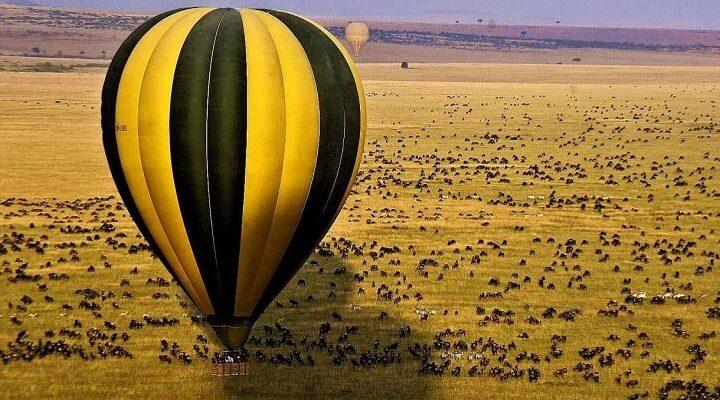 5 days masai mara luxury safari